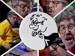 Rolf's Cartoon Club