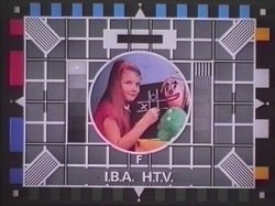 HTV Test Card F
