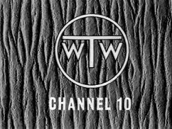 TWW Logo, textured background